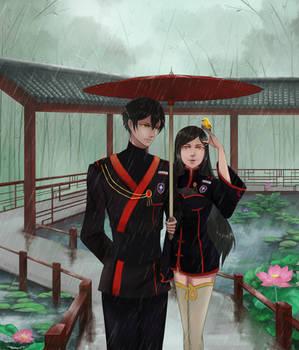 Wei Li X Ahn Yeon Mi