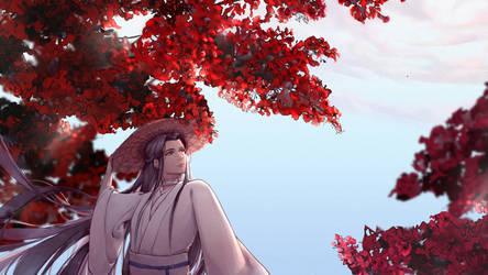 TGCF - Red Blossom