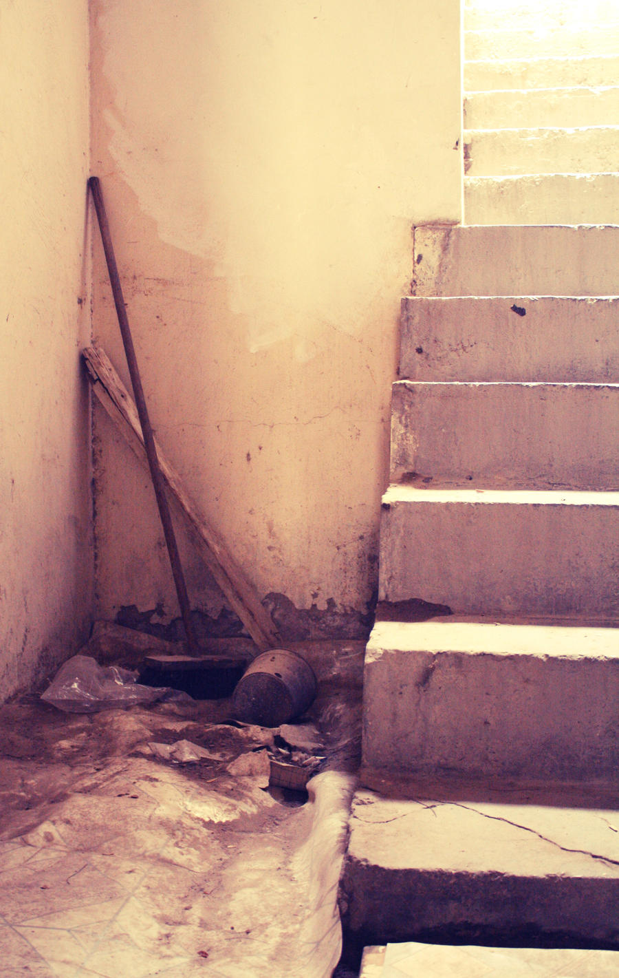 The Stairway by EmZ565