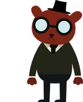 Angus - Night in the woods by LeoZane