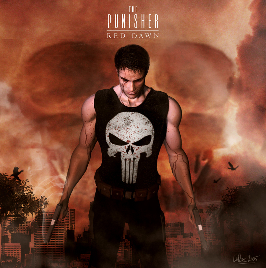 The Punisher - Red Dawn by OpenMic