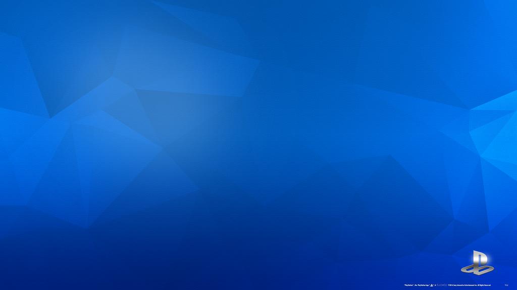 PlayStation Engraved Blue 4K Wallpaper by Akio14 on DeviantArt