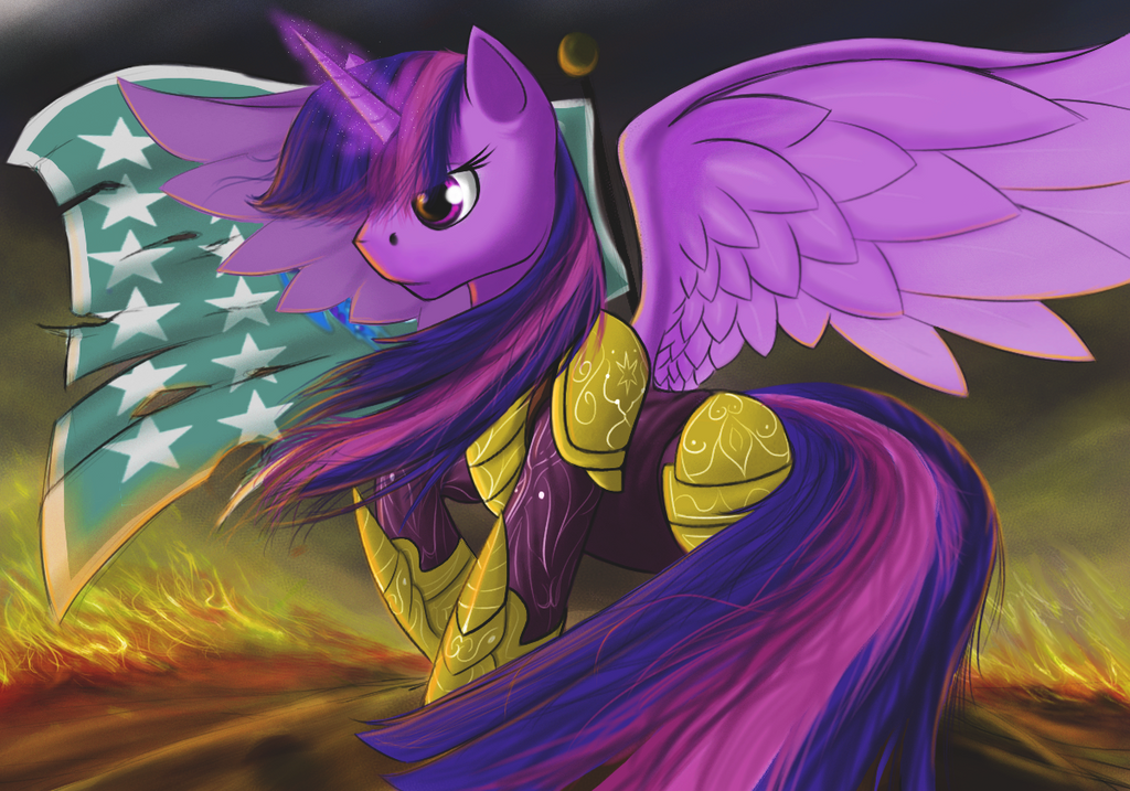 Princess at War by boomythemc