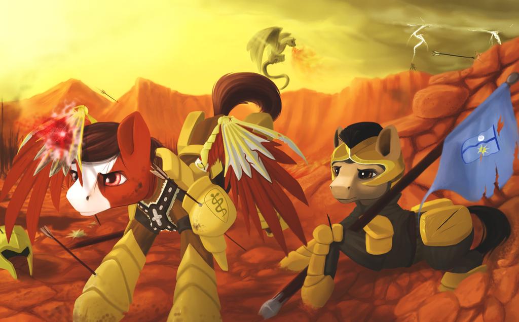 War Equestria By Ziom05 Deviantart Dibujos Para Colorear
