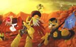 Equestrian Civil War