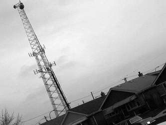 Radio Tower by Archiver-Cante
