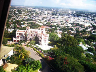 Over Puerto Rico by Archiver-Cante