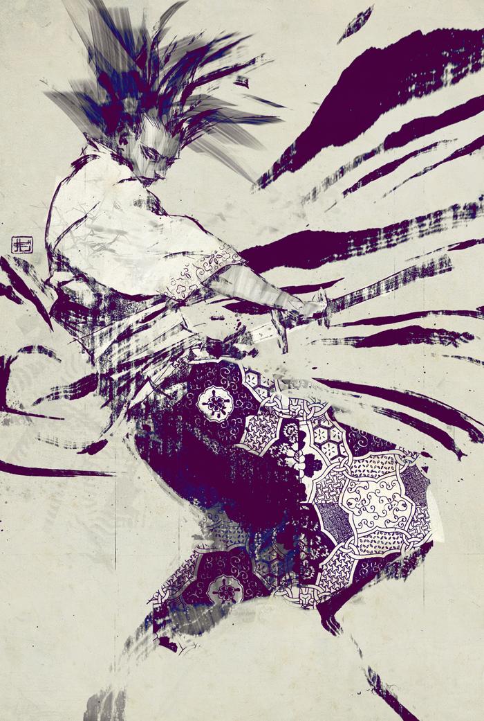 Yukinaga Asano by toniinfante