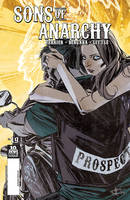 Sons of Anarchy #19 Cover by toniinfante
