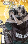 Sons of Anarchy #19 Cover