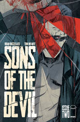Sons of the devil #2 Cover by toniinfante