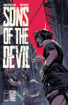 Sons of the devil #3 Cover