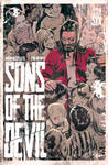 Sons of the devil #6 Cover