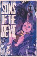 Sons of the devil #8 COVER by toniinfante