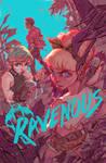 Ravenous COVER