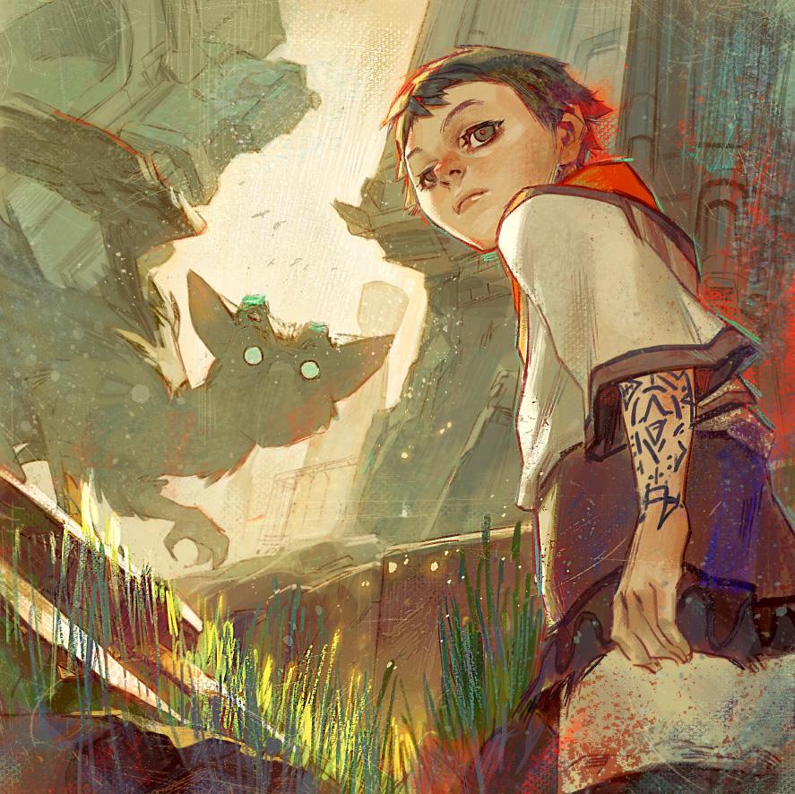 The last guardian by toniinfante