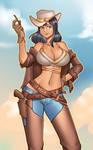 Nico Robin Cowboy