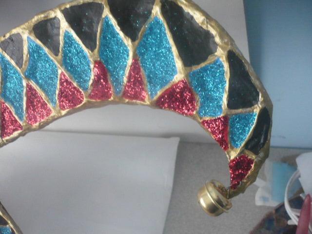 Mascara de arlequin vista 3. by xo19
