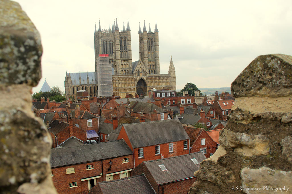 Lincoln Cathedral I by photofreak385