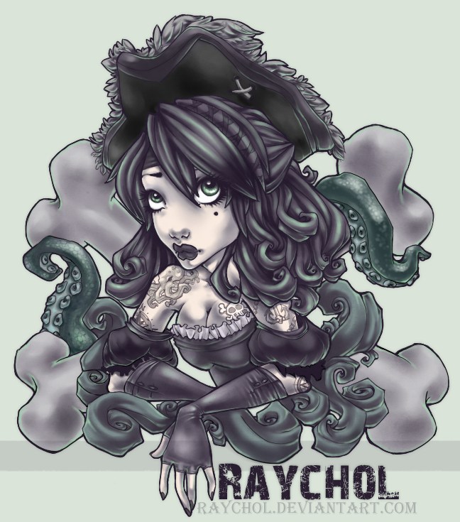 Pirate ID by Raychol