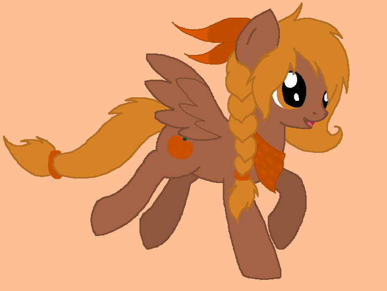 Pumpkin Feathers by PechaScarfRider