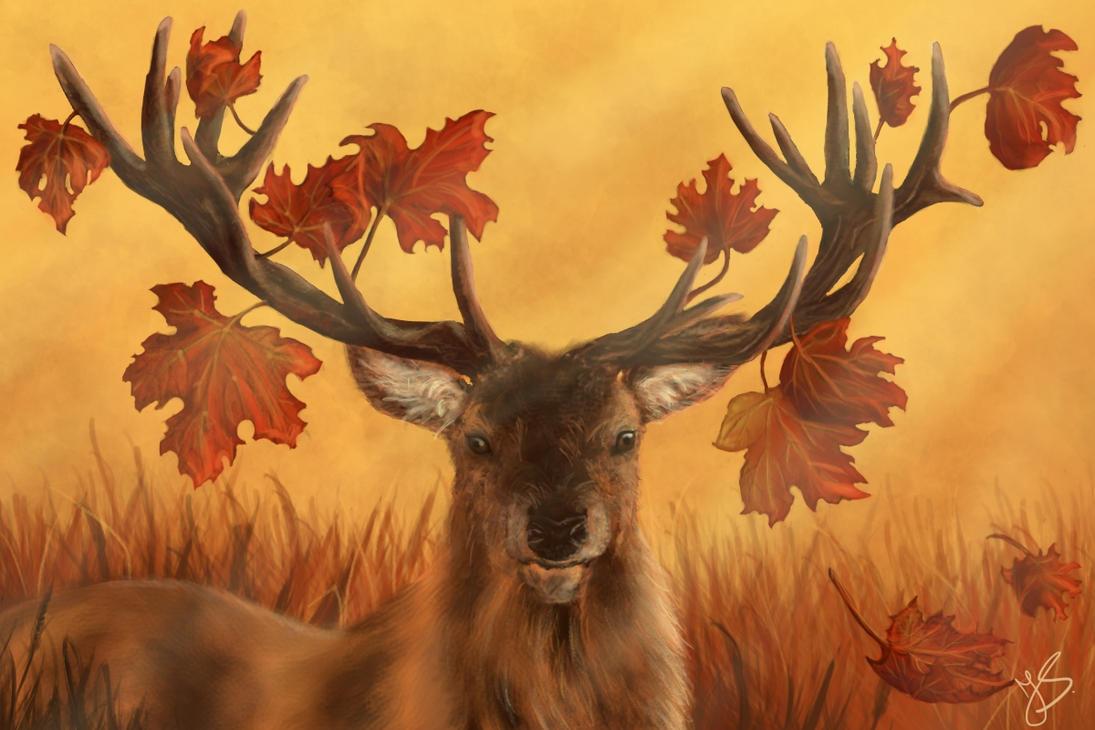 Lord of Autumn by Tysina