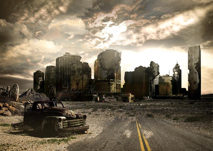 Рабочий стол постапокалипсис