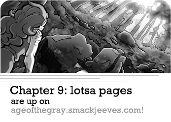 Chapter 9- Oh My God So Many Pages by arswiss