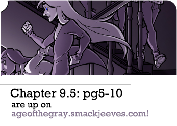 Chapter 9.5- TOO MANY PAGES by arswiss