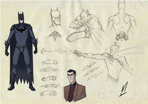 animated batman