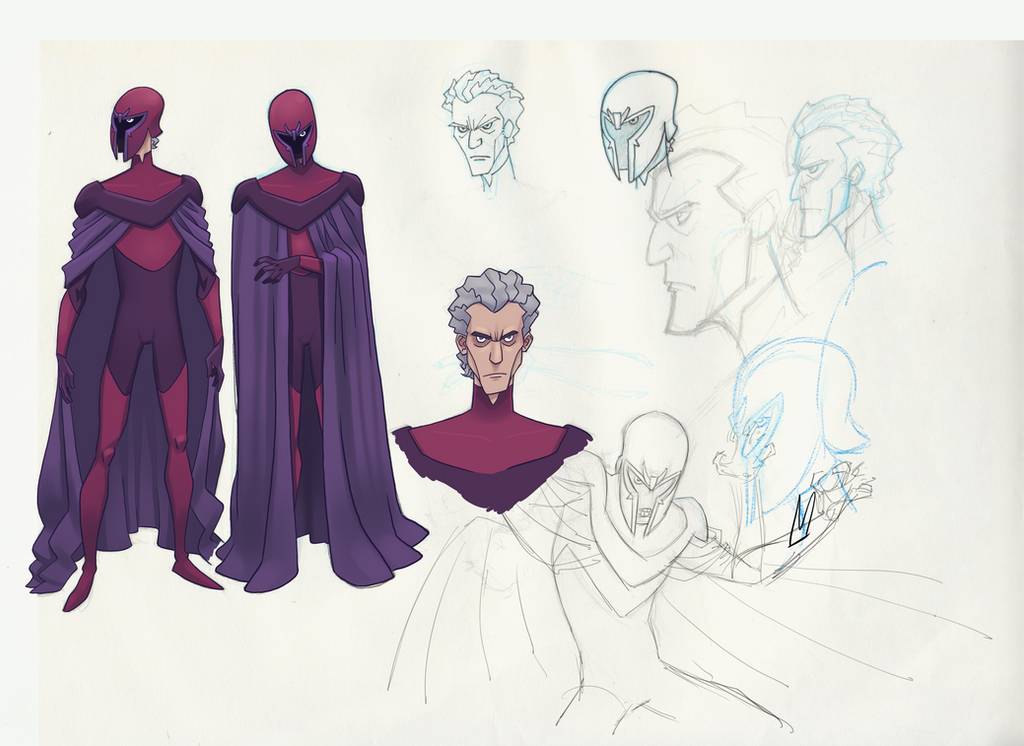 Magneto by gloooscap