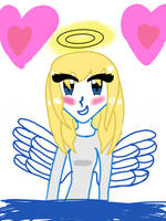 Angel by goodpotpie