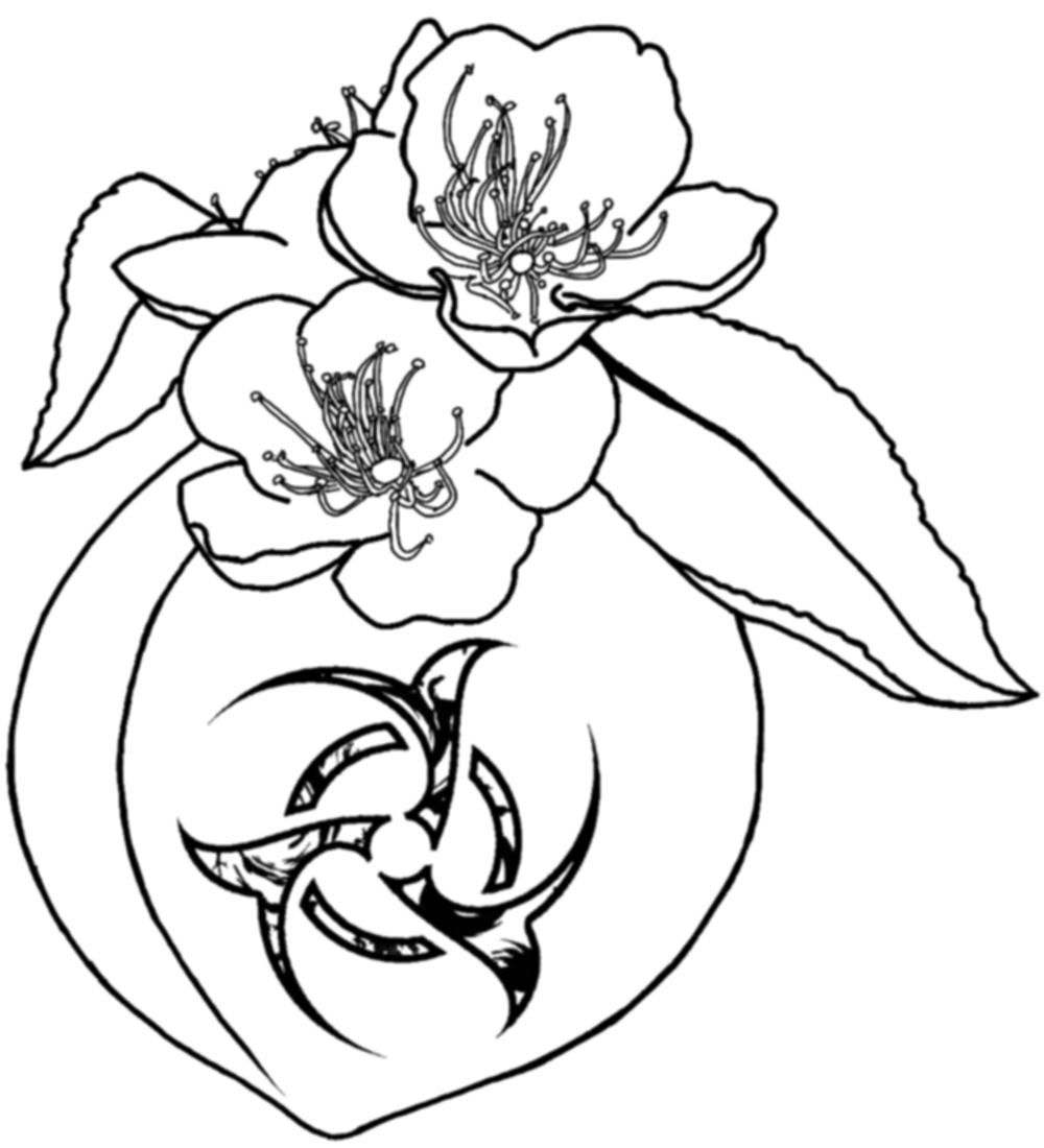 Bio-Peach Blossom by Glaube on DeviantArt
