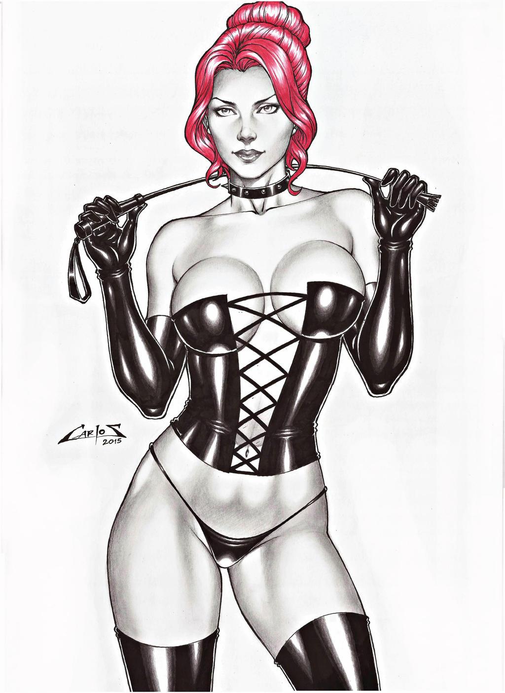 Black Queen, Sale On E-Bay Now  By Carlosbragaart80 On Deviantart-4968