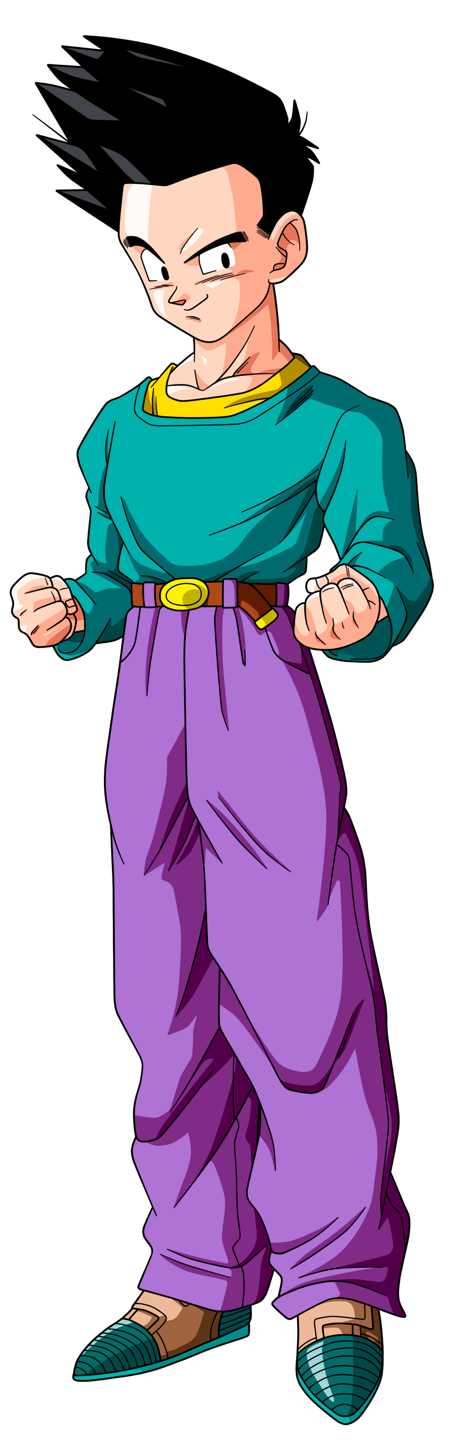 Goten Gt by SergioFrancZ on DeviantArt - 657.7KB