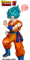 Son Goku Super Sayan Blue