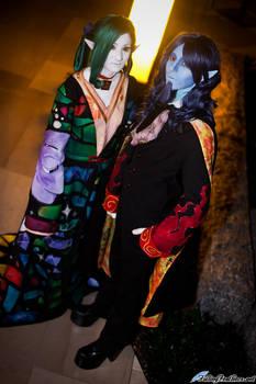 Gankutsuo: Walk at night