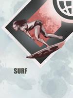 x games surf by samshank0453