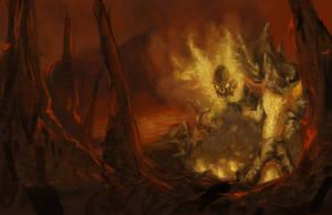 Fire Titan by samshank0453