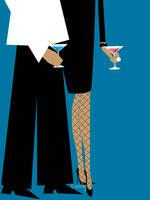martini couple by ash-becca
