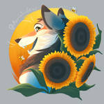 Sun Flower YCH :: Complete