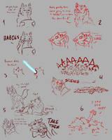 Vektren Puppy Boom Doodles