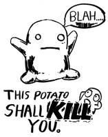 The Retarded Potato by master-meepist