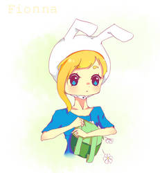 Fionna by Chibchubs