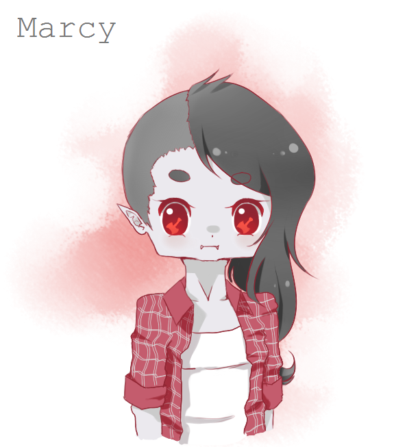 Marcy by Chibchubs