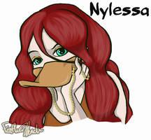 Nylessa's portrait