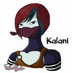 Kalani Portrait