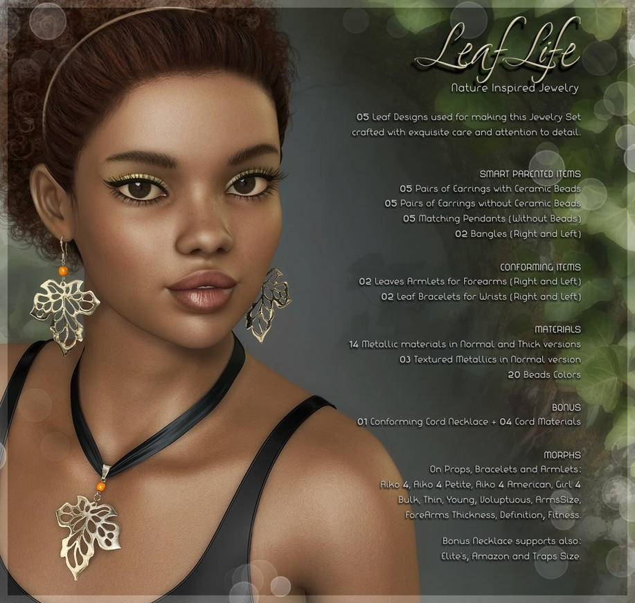 Leaf Life 2 by fkdesign