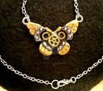 Steampunk Butterfly.