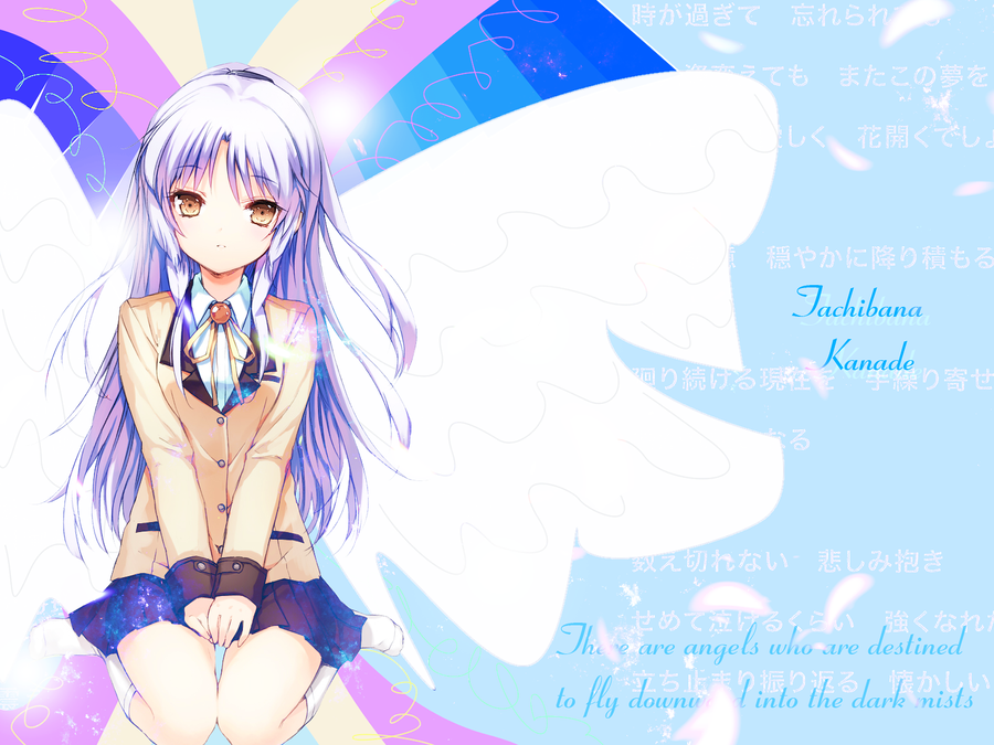 Kanade Tachibana Wallpaper by josy-hadez on deviantART